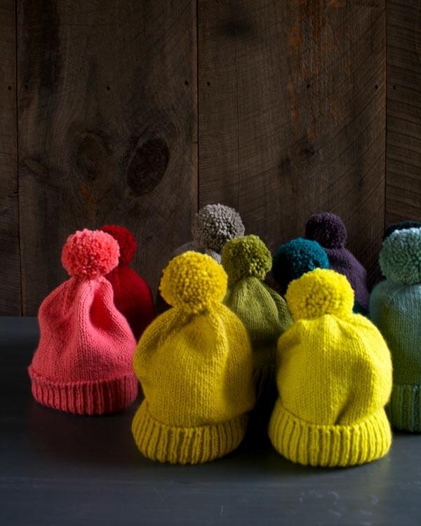 6d9177693258b7 Classic Cuffed Hat | Purl Soho