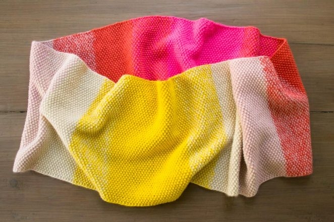 Gradient Cowl in Line Weight | Purl Soho