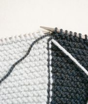 Intarsia in Garter Stitch | Purl Soho