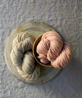 New Purl Soho Yarn: Worsted Twist Heather!