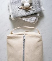 Zippered Dopp Kit | Purl Soho