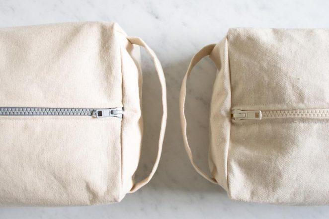 Zippered Dopp Kit | Purl Soho