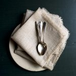 Faux Hemstitch Napkins