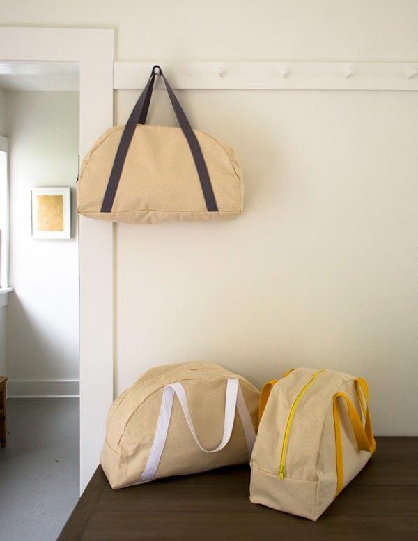 Overnighter Bag