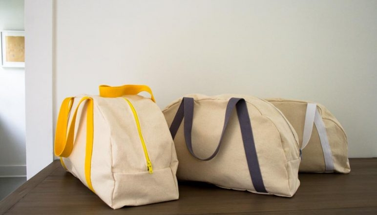 Overnighter Bag | Purl Soho