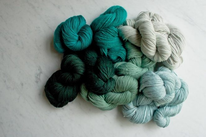 One, Two, Three New Purl Soho Yarns! | Purl Soho