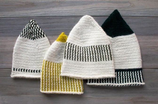 Elfin Hats | Purl Soho