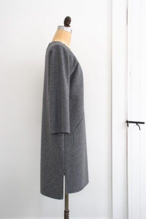 Sewn Raglan Shirt, Tunic + Dress in Lana Cotta Canberra | Purl Soho