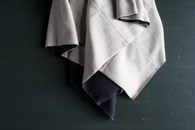 Wholecloth Wool Quilt | Purl Soho