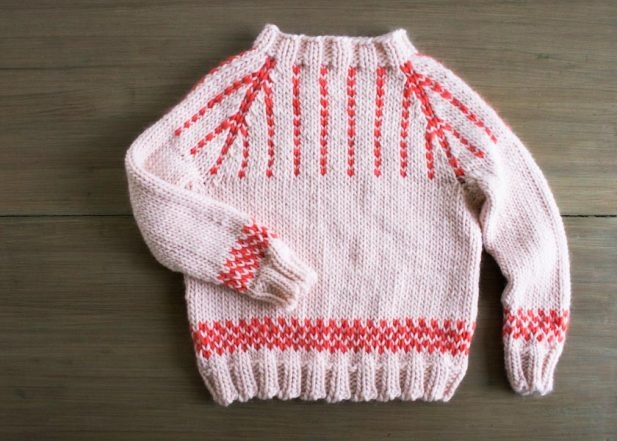 Friendly Fair Isle Sweater: Now Sized for Toddlers + Kids Too! | Purl Soho