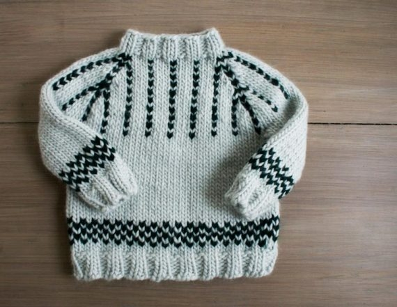 Fair Isle Sweater: Now Sized for Toddlers   Kids Too! | Purl Soho