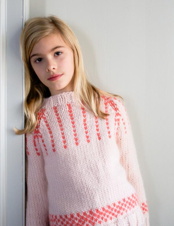 Friendly Fair Isle Sweater: Now Sized for Toddlers + Kids Too! Purl Soho