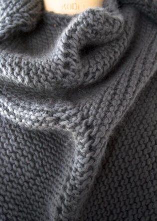 Dovetail Wrap | Purl Soho
