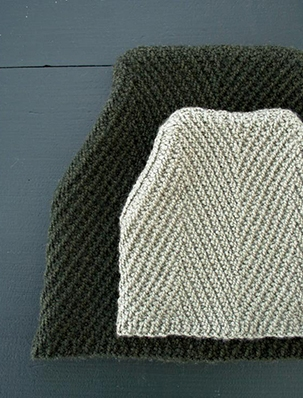 Herringbone Hat | Purl Soho