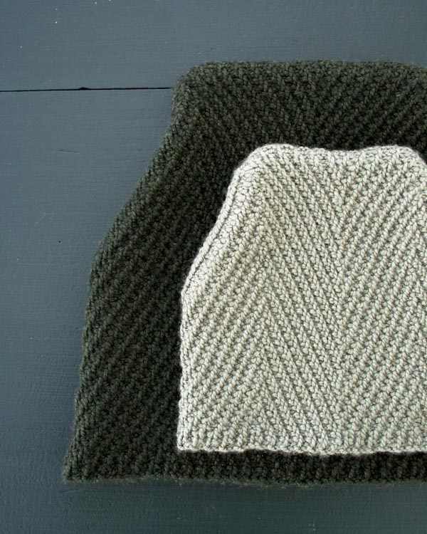 Herringbone Hat Purl Soho