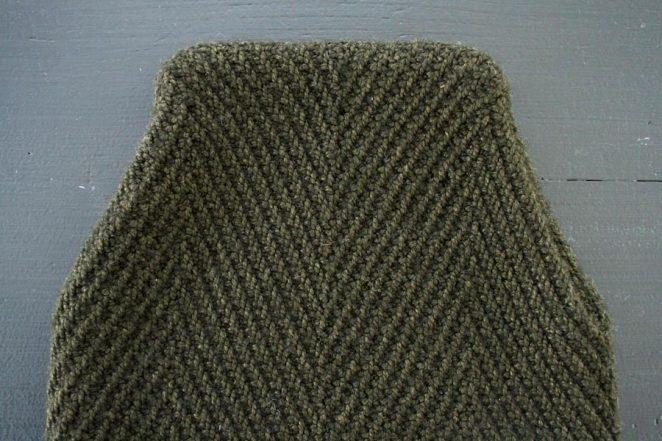 Herringbone Hat | Purl Soho