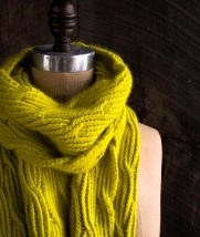 Reversible Rivulet Scarf | Purl Soho