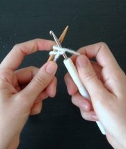 Provisional Cast On: a One-Step Method | Purl Soho