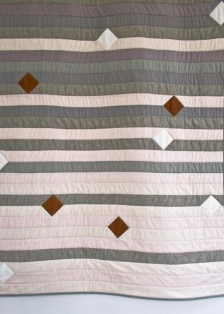 Agate Quilt | Purl Soho