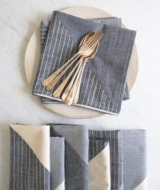 Pieced Napkins | Purl Soho