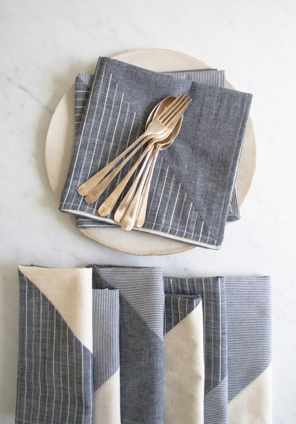 Pieced Napkins