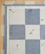 Pin Basting | Purl Soho