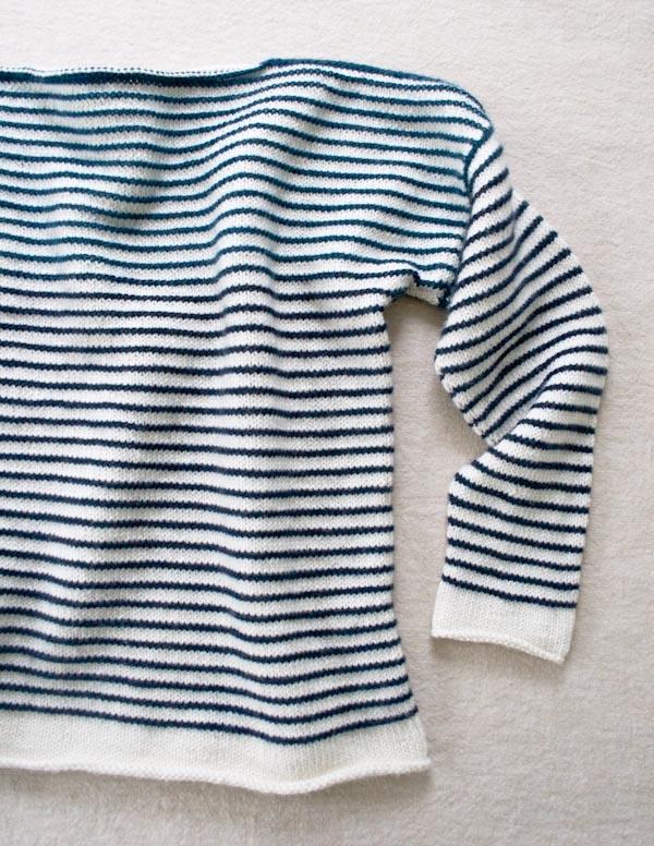 Striped Spring Shirt