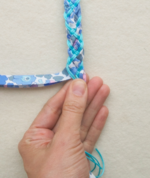 Liberty Braided Friendship Bracelets | Purl Soho