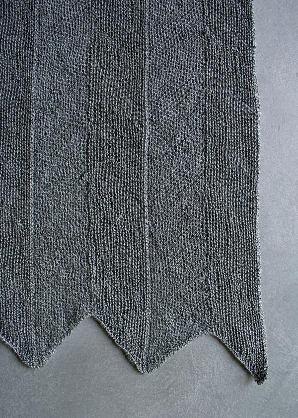 Bias Stripe Wrap