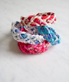 Liberty Braided Friendship Bracelets