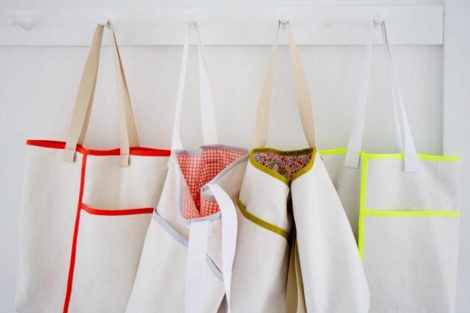 Wrap Pocket Tote | Purl Soho