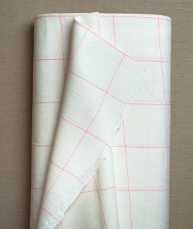 Linen Grid: Purl Soho's First Fabric Collection!