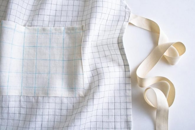 Linen Grid: Purl Soho's First Fabric Collection! | Purl Soho