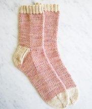 Pixel Stitch Socks | Purl Soho