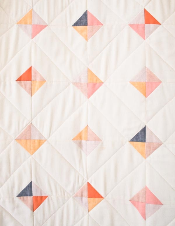 Tiny Tile Quilt | Purl Soho
