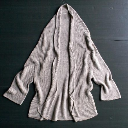 Folded Squares Cardigan | Purl Soho