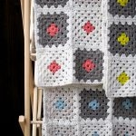 Learn to Crochet a Granny Square Blanket Kit