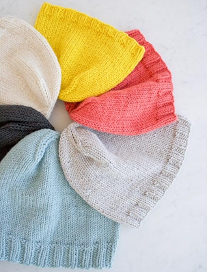 Hat In The Round Pattern | Purl Soho