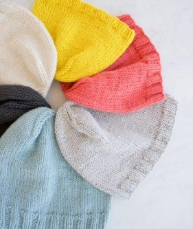 Learn to Knit a Hat in the Round Kit