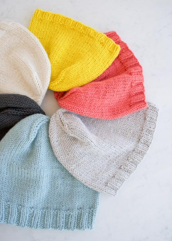 Learn to Knit a Hat in the Round Kit Purl Soho