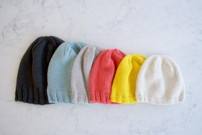 Learn to Knit a Hat in the Round Kit | Purl Soho