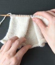 Knit Box Pleat | Purl Soho