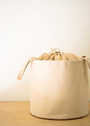 Drawstring Bucket Tote | Purl Soho