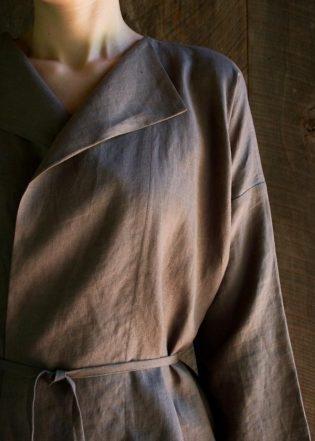 Sewn Linen Jacket | Purl Soho