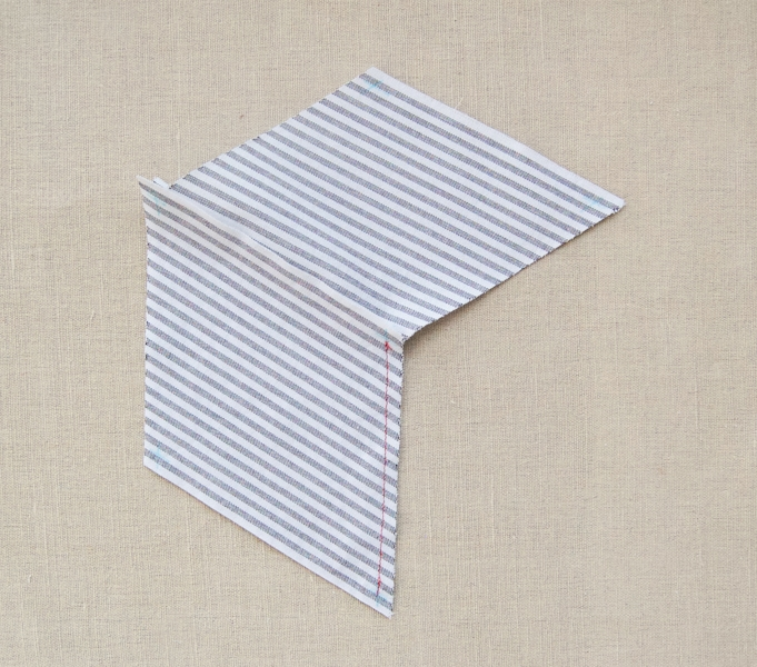 Striped Tumbling Blocks Quilt | Purl Soho