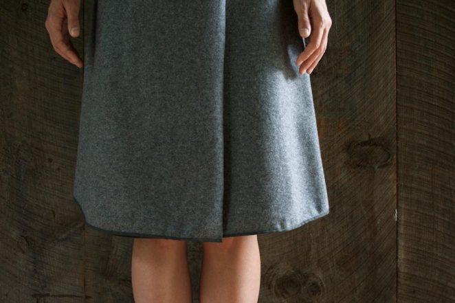 Wool Wrap Skirt | Purl Soho