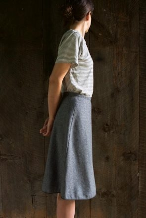 Wool Wrap Skirt | Purl Soho