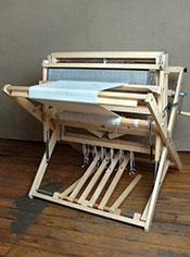 4-Shaft Baby Wolf Loom