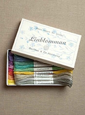 Linblomman Embroidery Linen Boxed Set