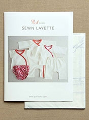 Sewn Layette Set